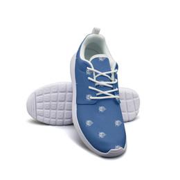 zapatillas de suela de goma Rebajas Deportivo Alavés Babazorros El Glorioso Clásico Azul Mujer Hombre Con Malla Con Cordones Suela De Goma Natural Zapatos Para Correr Zapatos Lona Para Caminar Usable