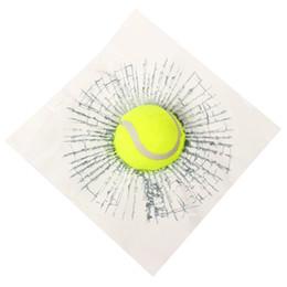 Canada Fenêtre Autocollant Autocollants Autocollants 3D Autocollants De Voiture Baseball Tennis Football Accessoires Balle Frappe Voiture Corps Styling Drôle supplier ball tennis car Offre