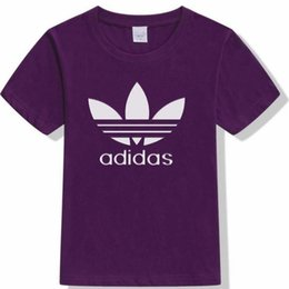 adidas shirt bambino cotone