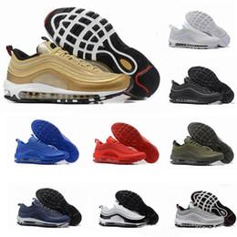 хорошая новая обувь Скидка Nike air max 97 Женские мужские кроссовки кроссовки кроссовки приятного дня новые 2019 сетка удобные кроссовки