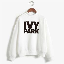 44155e6a beyonce print 2019 - Beyonce IVY PARK Sweatshirt Winter Women 2017 Womens  Sweatshirts Hoodies Long Sleeve
