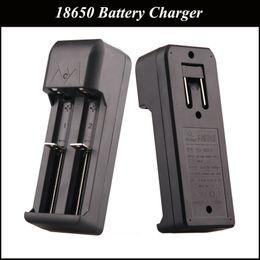 hoverboard ladegeräte Rabatt 100% hochwertige 18650 Batterie Dual Slots Universal Ladegerät für 18350 18650 Akku Dual Slot Ladegerät