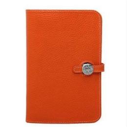 Téléphones cellulaires de marque nouveau style en Ligne-Designer- Nouvelle marque de luxe portefeuille femme sac à main sac passeport titulaire de la femme en cuir véritable portefeuille de téléphone portable sac à main livraison gratuite