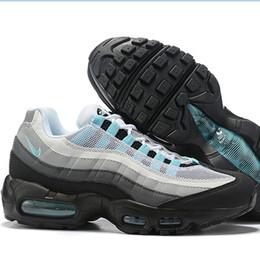 NIKEDspedizione gratuita 2019 Ultra Anniversary Men Shoes da donnaAir Max 95Sneakers Sneakers Tennis Zapatos taglia 36-46 nave libera da stivali mela in tacco fornitori