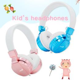 Soundfox Çocuk Kulaklıklar Stereo Kulaklık Çocuk Erkek Kız Gençler için Müzik Kulaklık iPhone Smartphone PC için Mic Ile Kablolu Kulaklık Laptop nereden
