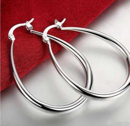 972d74e19621 pendientes de aro en forma de u Rebajas 925 Pendientes de plata esterlina  Joyería Plateada Moda