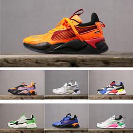 2020 Top Qualität PUMA PM RS X Reinvention Multicolor Transformers Retro Turnschuhe Runner Sporttrainer Männer Frauen Sport laufende Schuhe
