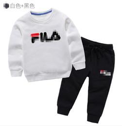 2019 i ragazzi di 12 mesi marchi vestiti nuova moda ragazzo ragazza maglione manica lunga bambino vestiti ragazzo 24M-7T 5929