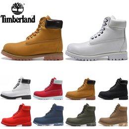 Zapatos de arranque para las mujeres online-timberland boots Diapositivas de invierno Diseñador de lujo Interior de piel Marca para mujer Sandalias calientes Zapatillas Chanclas para casa con Spike Sandal 36-41