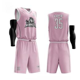 2019 cesta de ropa al por mayor Venta al por mayor New Men Boy Jersey Básquetbol de baloncesto Uniformes de baloncesto baratos College Basket Ballwear Sportwear jersey camisa cesta de ropa al por mayor baratos