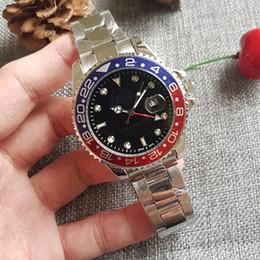 Clavijas de reloj online-4 pines de lujo para hombre diseñador relojes hombres relojes de pulsera de acero inoxidable reloj de cuarzo Movimiento Montre de luxe reloj de lujo