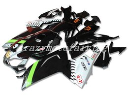 fairings for aprilia rs125 Promo Codes - New style ABS Injection Mold motorcycle Fairings Kits 100% Fit For Aprilia RS125 06 07 08 09 10 11 2006-2011 bodywork set black white