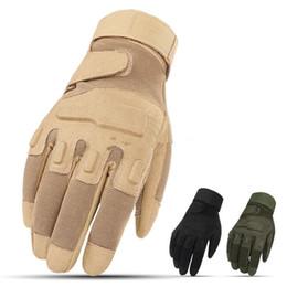 Gants tactiques de designer en plein air pour le tir aux doigts de doigts Gants Sports Cyclisme Protection du corps Gants de chasse résistants à l'usure D0493 ? partir de fabricateur
