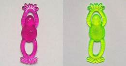 divertenti doni di stress Sconti Lo stress della novità Relief Giocattoli Sticky elastico favore di partito della novità Giocattoli colorato Slingshot di volo Rane giocattoli divertenti regalo del capretto DHL