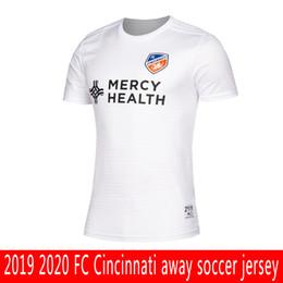 c89259f9f 2019 2020 MLS FC Cincinnati away soccer jersey Top best quality GARZA ADI  BERTONE ACRUZ WASTON FC Cincinnati football jersey Men s shirt