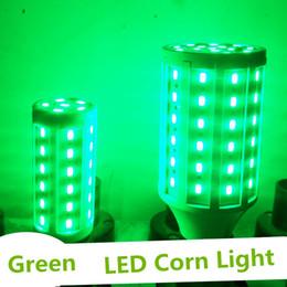 lustre de cristal dc Desconto LEVOU Luz Do Milho Vermelho Verde 110 V 220 V B22 LEVOU Lâmpada de Luz SMD 5730 Lâmpadas De Economia De Energia para o Hotel