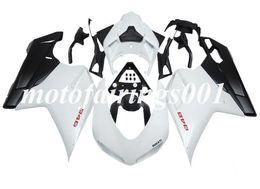 848 carenados online-Nuevos kits de carenados ABS adecuados para DUCATI 848 EVO 1098 1198 1098s 1198s 2007-2012 07 08 09 10 11 12 carenado de moldes de inyección Custom Free