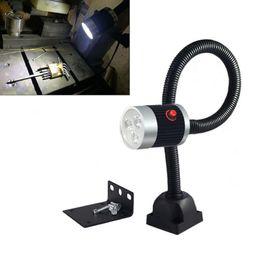 6W 500mm LED Fresadora Máquina Ferramenta Luz Industrial CNC Máquina de Torno Ferramenta Luz LED Máquina Lâmpada de Trabalho 90-220 V de Fornecedores de o bolo de casamento é ouro