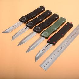 funções da faca do exército suíço Desconto Alta qualidade MT Auto Faca Tactical VG10 dureza da lâmina 62HRC T6061 coleção de acampamento ao ar livre CNC toolAUX 85 A07 BM940 C81 G707 A616 faca