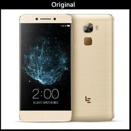 Le teléfono online-100% Nuevo Original 5.5 '' Letv LeEco Le Pro 3 X720 Teléfono móvil 4G RAM 32G ROM Snapdragon821 Quad Core 16MP 4070mAh 4G LTE teléfonos Huella digital
