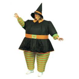 carnaval gonflable Promotion Fantôme gonflable Costume Halloween Costume Costume Halloween Party de Noël Costume Carnival gonflable Sorcière