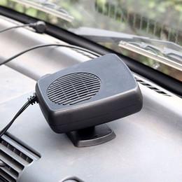 ventiladores automáticos Rebajas Coche portátil multifunción Calentador del vehículo Descongelación Desempañador Calentador Calefacción Enfriador automático Accesorios para autos