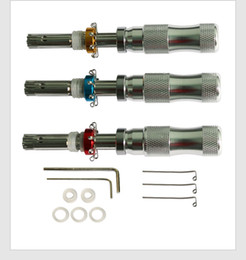 7.0 / 7.5 / 7.8mm KLOM 7-Pin Tubular Ferramenta de Bloqueio Ferramenta de Serralheiro com Tubular Transparente Exercício Bloqueio Simples e rápido de