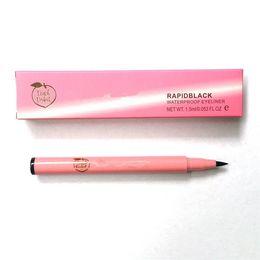 Eye-liner orange en Ligne-Too Face Perfect Peach RAPIDBLACK Stylo Eyeliner Liquide pour les yeux Eye Liner Pencil 1.5ML