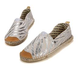 4a59d8753 espadrille casual shoe UK - Men Espadrilles Casual Fisherman Shoes Designer Male  Espadrilles Fisherman Loafers Boat