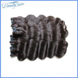 Beautysister saç ürünleri toptan 9a brezilyalı virgin İnsan saç vücut dalga 5 paketler 500g lot işlenmemiş remy İnsan saç örgüleri cheap wholesale virgin remy human hair nereden toptan bakire remy insan saçı tedarikçiler