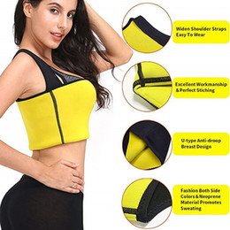 191ca137fdc High Quality Waist Trainer Corset For Weight Loss Neoprene Sweat Sauna Hot  Body Shapers Vest Slimming Belt Shapewear Plus Size hot sweat belt for sale