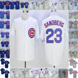 ff7748a091e blue cubs Coupons - 2019 Cubs Jersey Chicago  8 Andre Dawson 10 Ron Santo 14