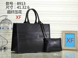 bolsillo pc móvil Rebajas NUEVOS estilos Bolso de piel XF nombre famoso de la moda empaqueta los bolsos del CH totalizador de las mujeres de hombro de cuero de dama bolsos o bolsas bolso AXF8913