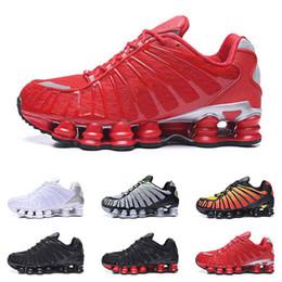 2020 zapatillas de correr para hombre shox nike shox Nuevos zapatos para hombre Deliver NZ OZ R4 803 Turbo Running mujer tenis desinger Athletic zapatillas Avenue Sports Trainer Shoes tamaño 36-46 zapatillas de correr para hombre shox baratos