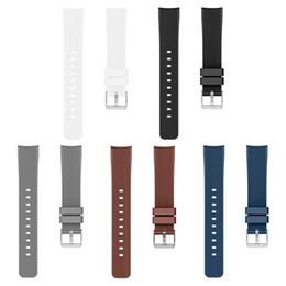 Argentina Banda deportiva de reemplazo de silicona suave para Samsung Galaxy Watch Active 20 mm pulsera pulsera Accesorios para relojes Dropshipping supplier wrist watch accessories Suministro
