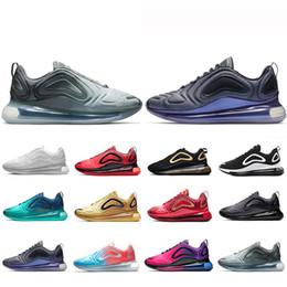 Nuevos zapatos de estilo para hombre online-New Style Zapatillas de deporte para hombre Sunset Sea Forest Sunrise Pink Sea Zapatillas para correr para hombres mujer GARBON GREY Team Crimson diseñador zapatillas deportivas