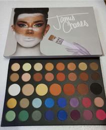 libros harry potter al por mayor Rebajas Epacket de James Charles Envío gratis ¡Nueva gama de colores de sombra de ojos de 39 colores de maquillaje de belleza natural para ojos!