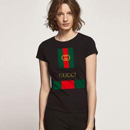 animal de visón blanco Rebajas 2019 hombres diseñador de moda carta de marca de los hombres de impresión camisetas Hip Hop camiseta Unisex algodón de manga corta camisetas de ocio mujeres camiseta