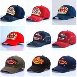 D2 значок хип-хоп бейсболка Snapback шляпы 20 цветов бренд дизайнер 100% хлопок шляпа для мужчин Женщины Casquette шляпы письмо Вышивка Gorras от Поставщики красный колпачок