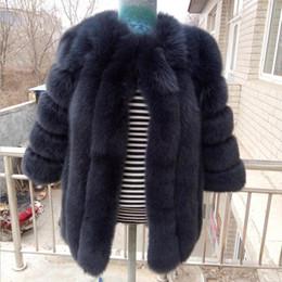 Giacca di pelliccia di piuma dello struzzo online-2019 nuovo arrivo il 60% puro lavorato a maglia Handmade piuma dello struzzo Fur Coat Donne Natural Factory Fur Jacket SR142 T191109