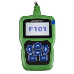 Argentina Nueva OBDSTAR F101 para Toyota IMMO Herramienta de restablecimiento Soporte 4D / G Chip Programador de clave All Key Lost Suministro