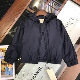 chaquetas deportivas para niños Rebajas 2019 Chaqueta individual para niños, chaquetas deportivas, chaquetas de marca de primavera y verano para niños.