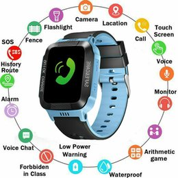kids smart watch phone Coupons - Kid Tracker Wristband SOS Anti-lost Bracelet Smart Watch Monitor Fitness For IOS