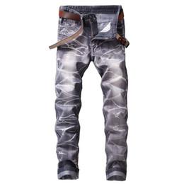 Stile coreano nuovo uomo vestito online-New Black Jeans Uomo Fashion Dress Moda coreana di marca Slim Jeans uomo pantaloni full length alta qualità Jeans stretch casual Abbigliamento uomo
