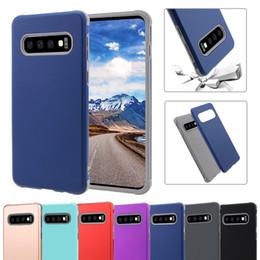 2019 couvercle en plastique de panda Coque Robot Super Hybride Anti-choc pour iPhone XS MAX XR Coque de protection en silicone pour Samsung S10 PLUS S10E pour iPhone 6 7 8 Plus dans son sac