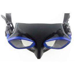 maschera di immersione maschile Sconti HobbyLane Maschera subacquea Maschera subacquea Underwater Anti Fog Full Face Snorkeling Donna Uomo Bambini Nuoto Snorkel Diving Equipment