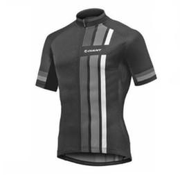 camicie gigantesche Sconti 2019 GIANT Pro Team Mens Maglia da ciclismo classica MTB bike Abbigliamento da lavoro Bicicletta Quick Dry maglia manica corta Verano Hombre Ropa Ciclismo