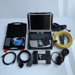 Escáner de lector de código Bluetooth VAS 5054A y para bmw icom luego con 2in1 modo experto 1tb ssd en laptop cf19 toughbook desde fabricantes