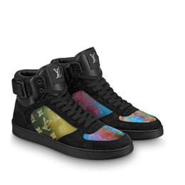 2019 nuove scarpe da ginnastica stile 1A5I48 uomo RIVOLI luxurys variopinti delle donne scarpe casual scarpe corridore di formazione progettisti con la casella popolari Più br da