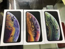 OEM-Qualität US / EU Version Telefon Verpackungs-Kasten leer Paketkästen für iphone XS MAX XR XS X 8 8plus ohne Zubehör von Fabrikanten